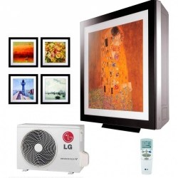 LG A09FT Artcool Gallery Inverter Wi-Fi